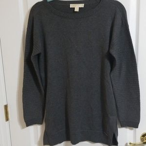 Michael by Michael Kors Dark Gray Sweater Medium